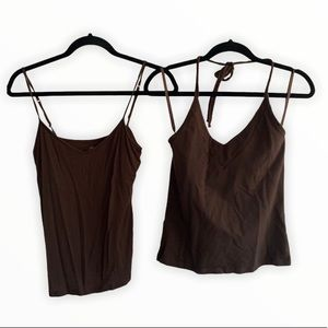 Ann Taylor Loft Halter & Tank Tops Set of 2